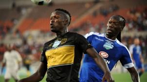 Sibusiso Masina & Reneilwe Letsholonyane