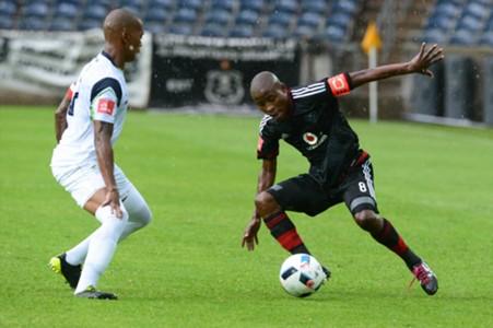 Vuyo Mere & Thabo Matlaba