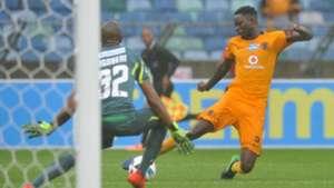 Thela Ngobeni and Erick Mathoho