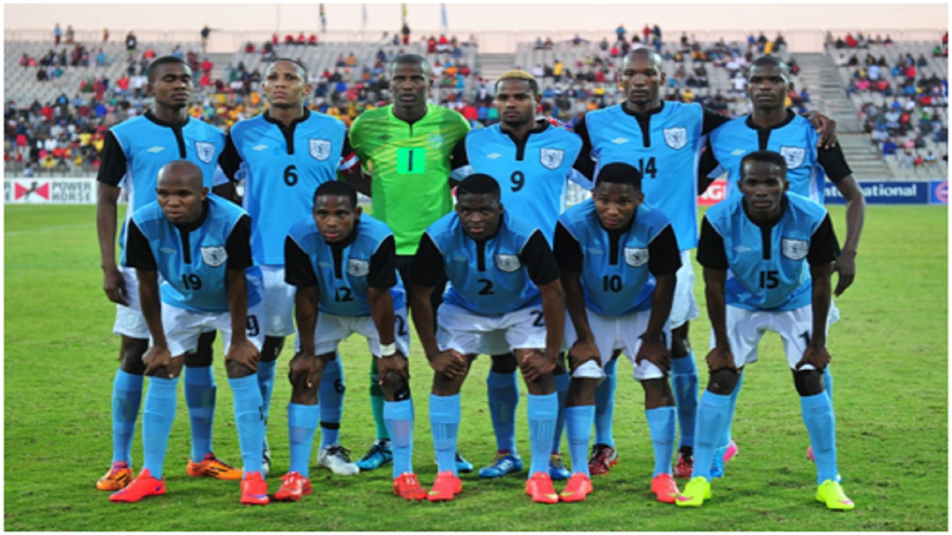 Botswana 24 may 2015 Cosafa Cup