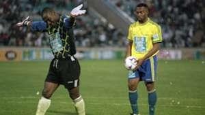 Williams Okpara and Raphael Chukwu - Pirates v Sundowns