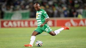 Jacky Motshegwa. Celtic. Feb 2015