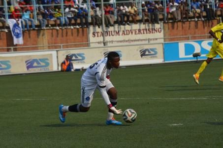 Dynamos goalkeeper Tatenda Mukuruva