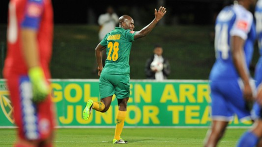 Musa Bilankulu of Golden Arrows