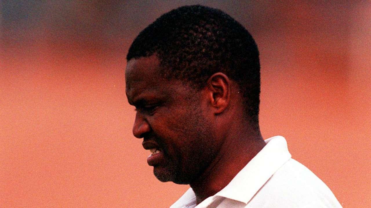 Screamer Tshabalala while coaching Bafana