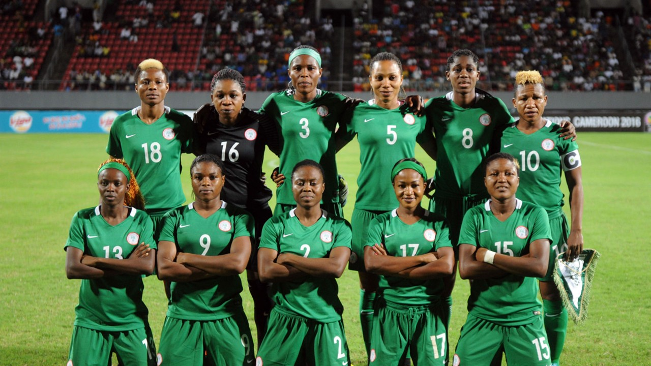 Ogonna Chukwudi axed as Nigeria name final Africa Women Cup of Nations squad