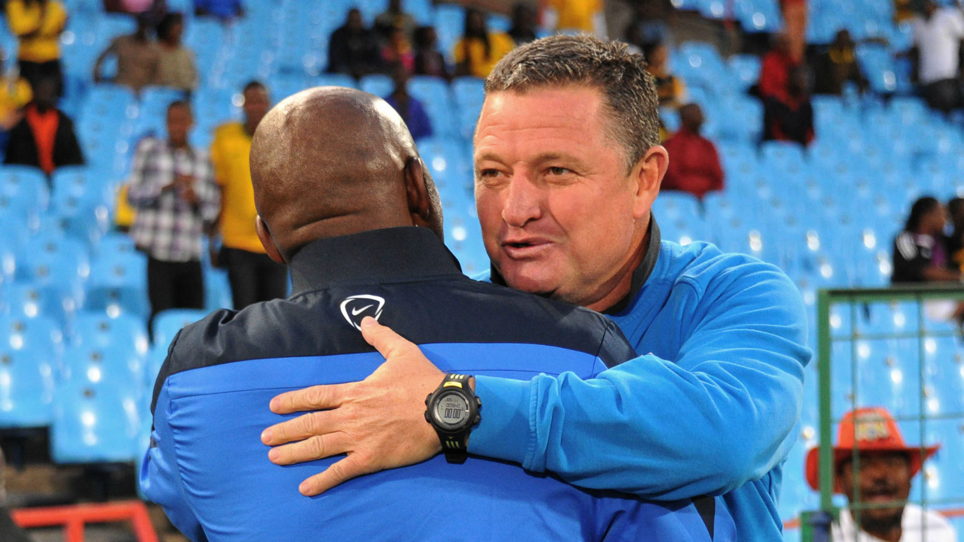 Hunt hopes Cup win will spur Wits to better PSL form