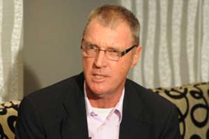 CS Sfaxien's Ruud Krol happy to beat Enugu Rangers despite the tough conditions