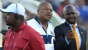 Bobby Motaung and Steve Komphela - Kaizer Chiefs.