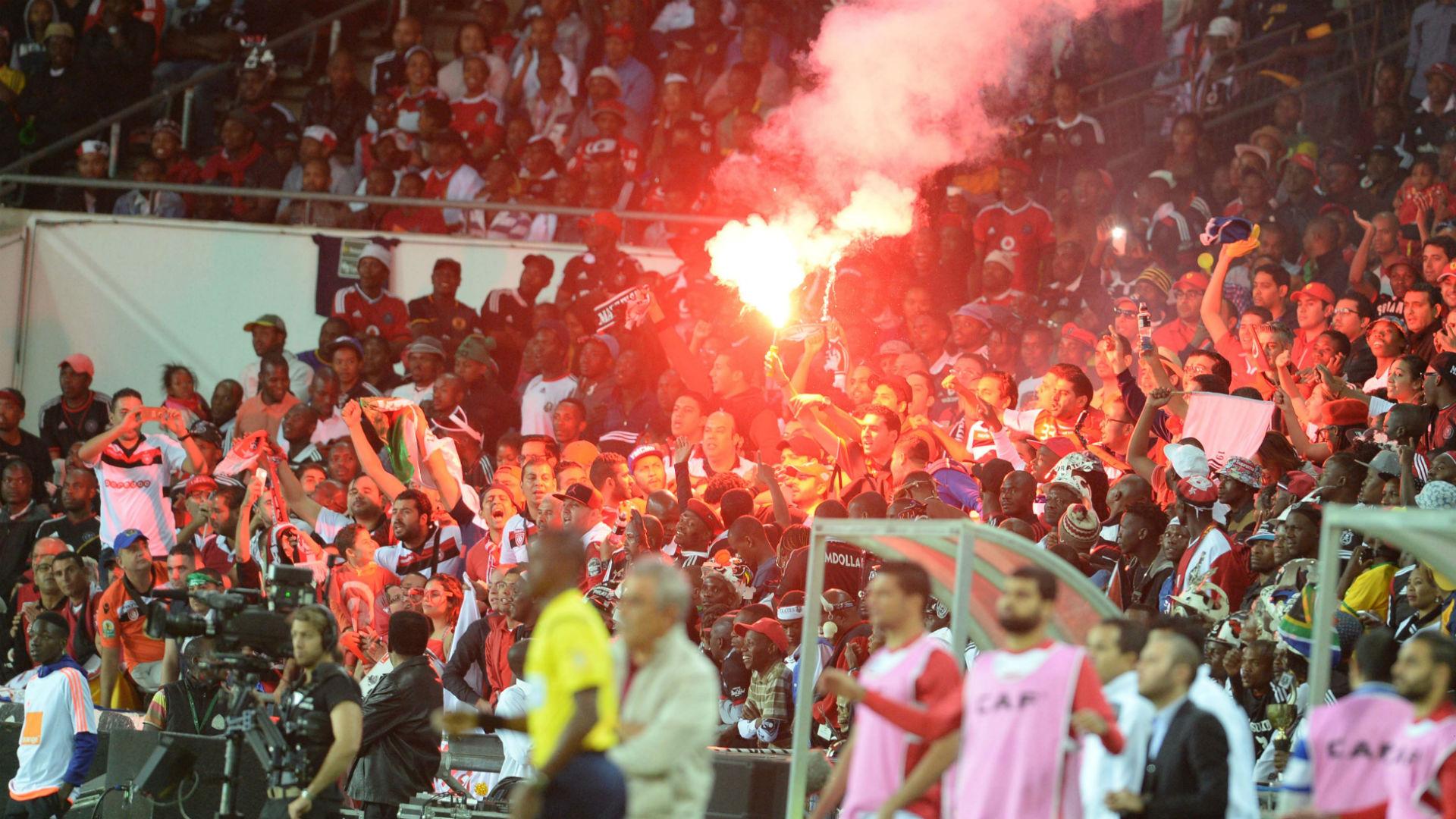 Etoile du Sahel fans