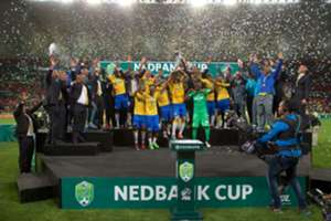 Mamelodi Sundowns crowned Nedbank Cup champions