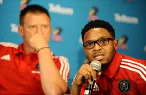 Thandani Ntshumayelo, Orlando Pirates