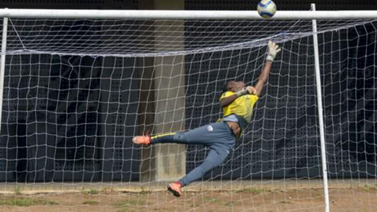 Mondli Mpoto of SuperSport United