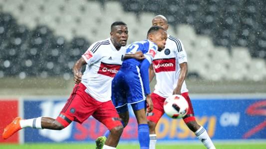 Ntsikelelo Nyauza & Thabo Mnyamane