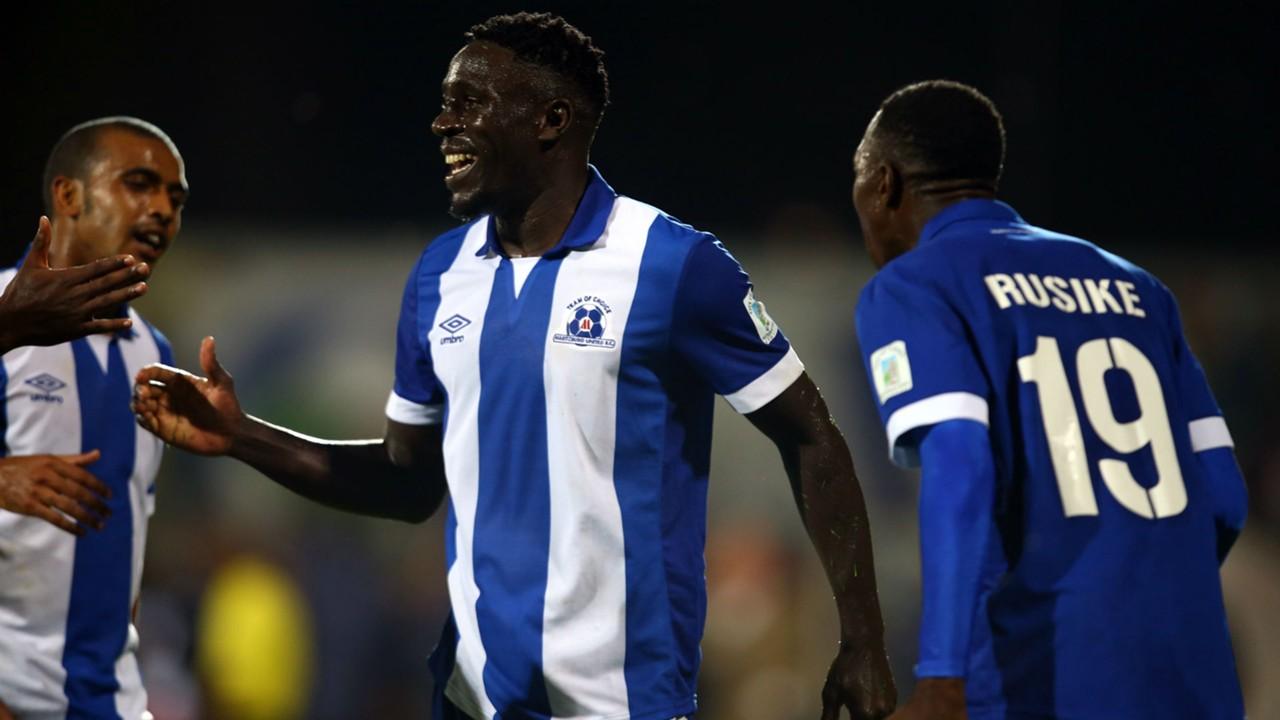 Brian Onyango of Maritzburg United