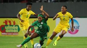 Lebogang Mabatle & Francisca Ordega