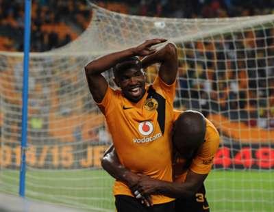 Kaizer Chiefs striker Bernard Parker
