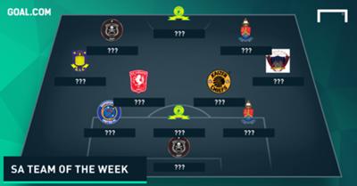 SA Team of the Week April 14