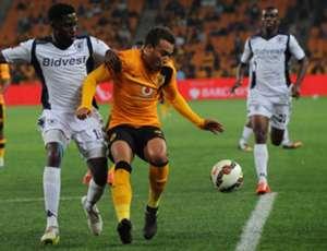 Matthew Rusike and Buhle Mkhwanazi - Kaizer Chiefs and Bidvest Wits