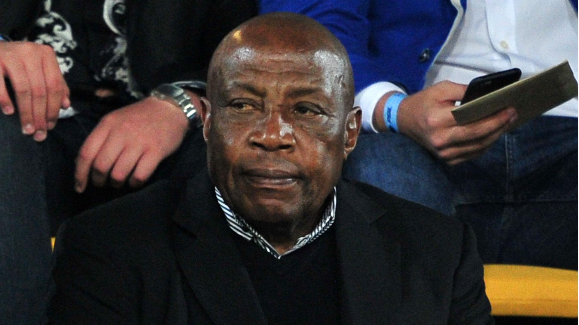 Shakes Mashaba of Bafana Bafana