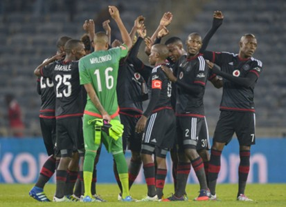 Orlando Pirates, May 2016.