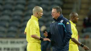 Victor Gomes and Gavin Hunt - Bidvest Wits