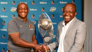 Vina Maphosa and Mike Ntombela - Kaizer Chiefs vs Sundowns TKO