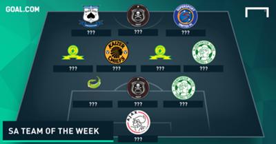 SA Team of the Week February 1
