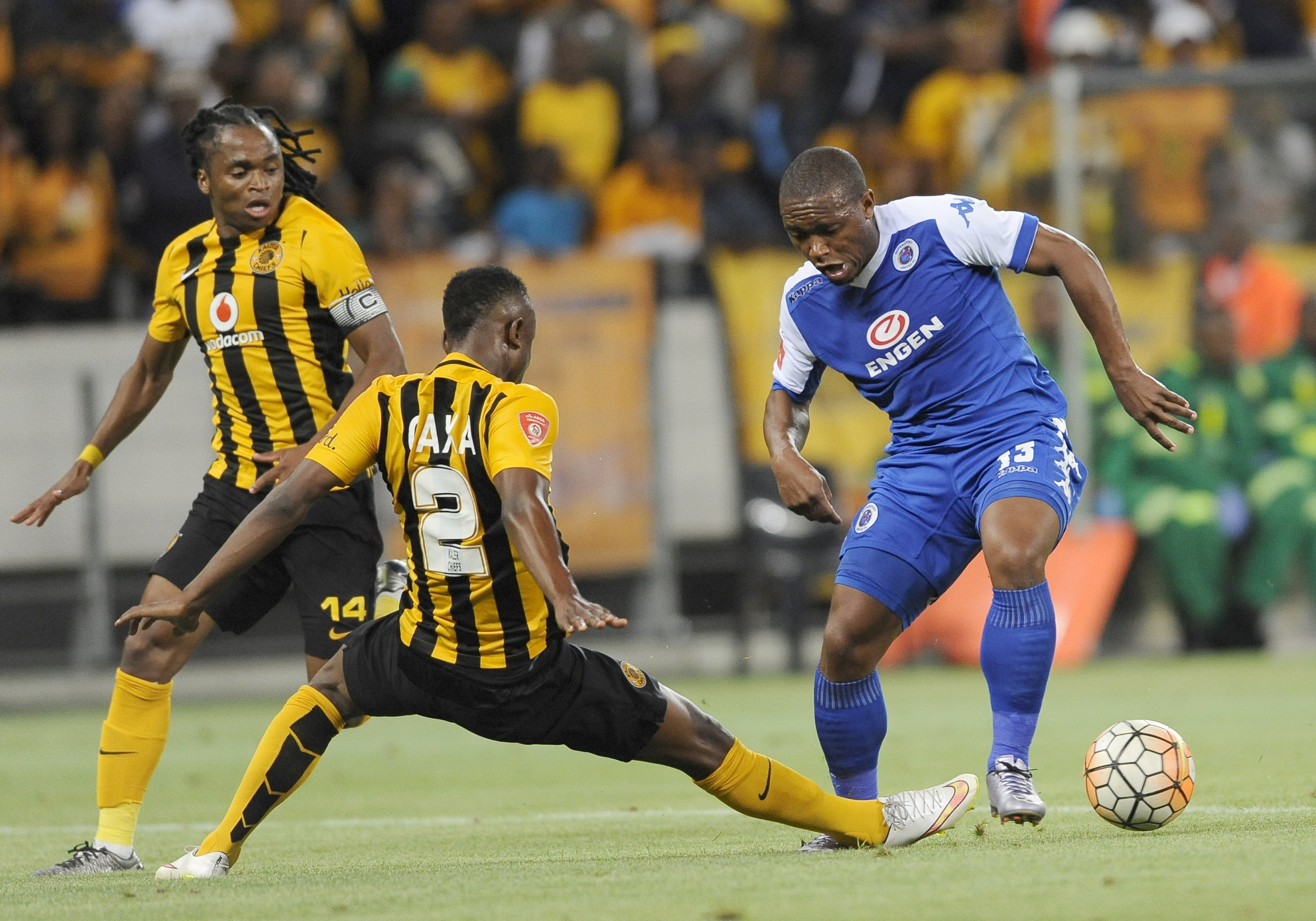 Kaizer Chiefs Fc: Transfer News: The Latest Rumours From Kaizer Chiefs