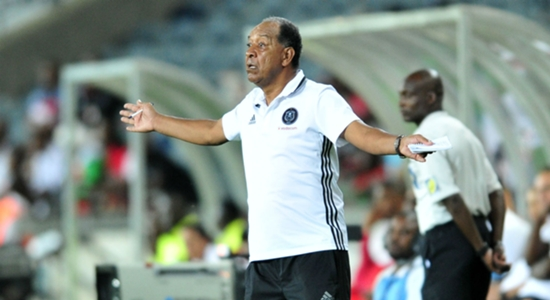 Orlando Pirates' never-die-spirit can help them win PSL title, says Augusto Palacios