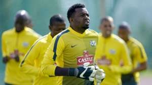 Itumeleng Khune on national duty