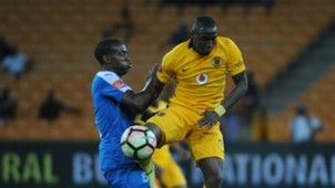 Blessing Moyo and George Maluleka - Maritzburg United visit Chiefs