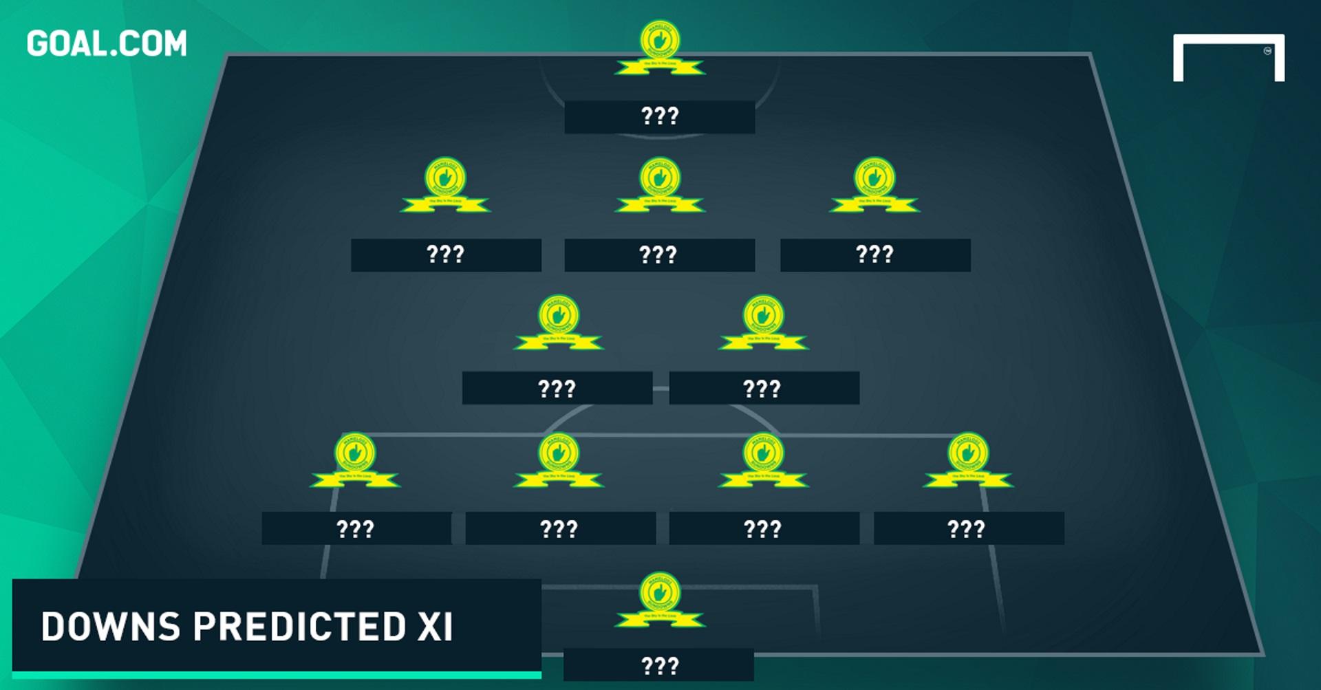 Mamelodi Sundowns Mystery XI vs Kaizer Chiefs - Goal.com