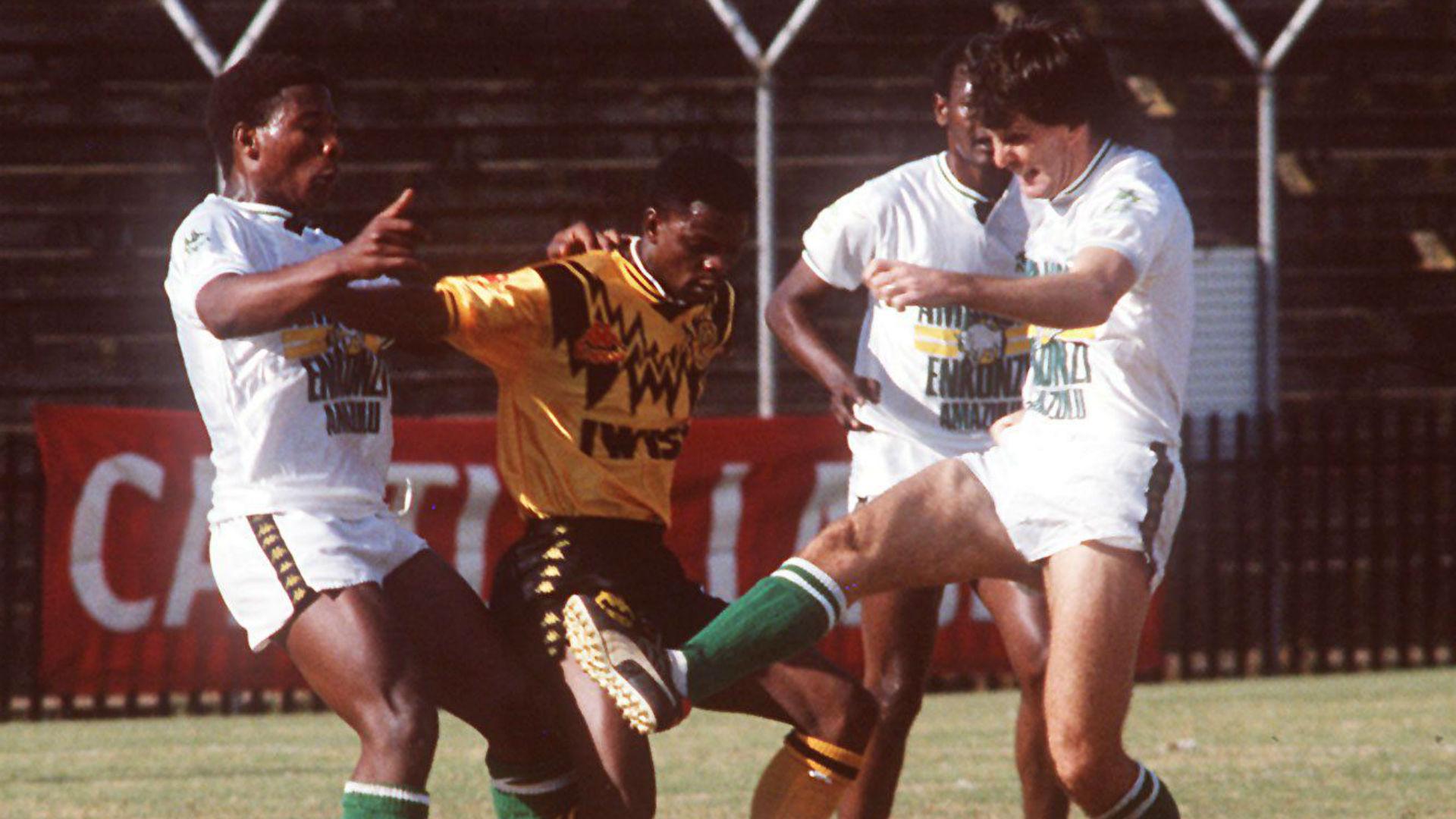 Marks Maponyane - Kaizer Chiefs