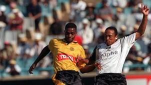 Libery Masunda and Willem Jackson - Chiefs vs Pirates