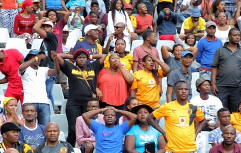 Kaizer Chiefs fans