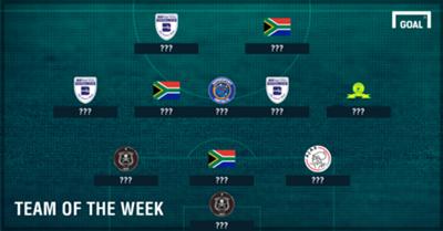 Team of the Week - October 31