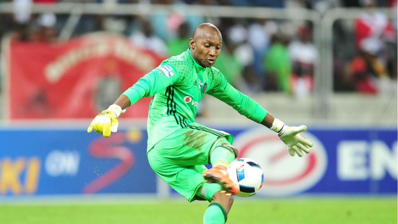 Jackson Mabokgwane - Orlando Pirates