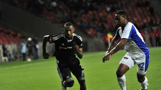 Thabo Rakhale & Siyabonga Ngubane