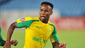 Themba Zwane of Mamelodi Sundowns