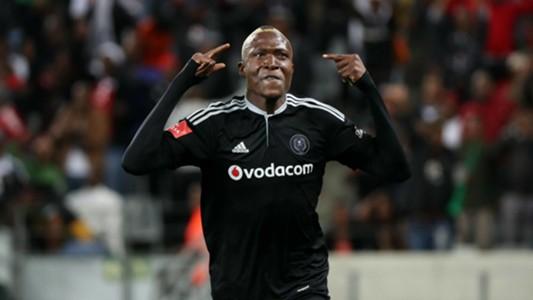Tendai Ndoro of Orlando Pirates