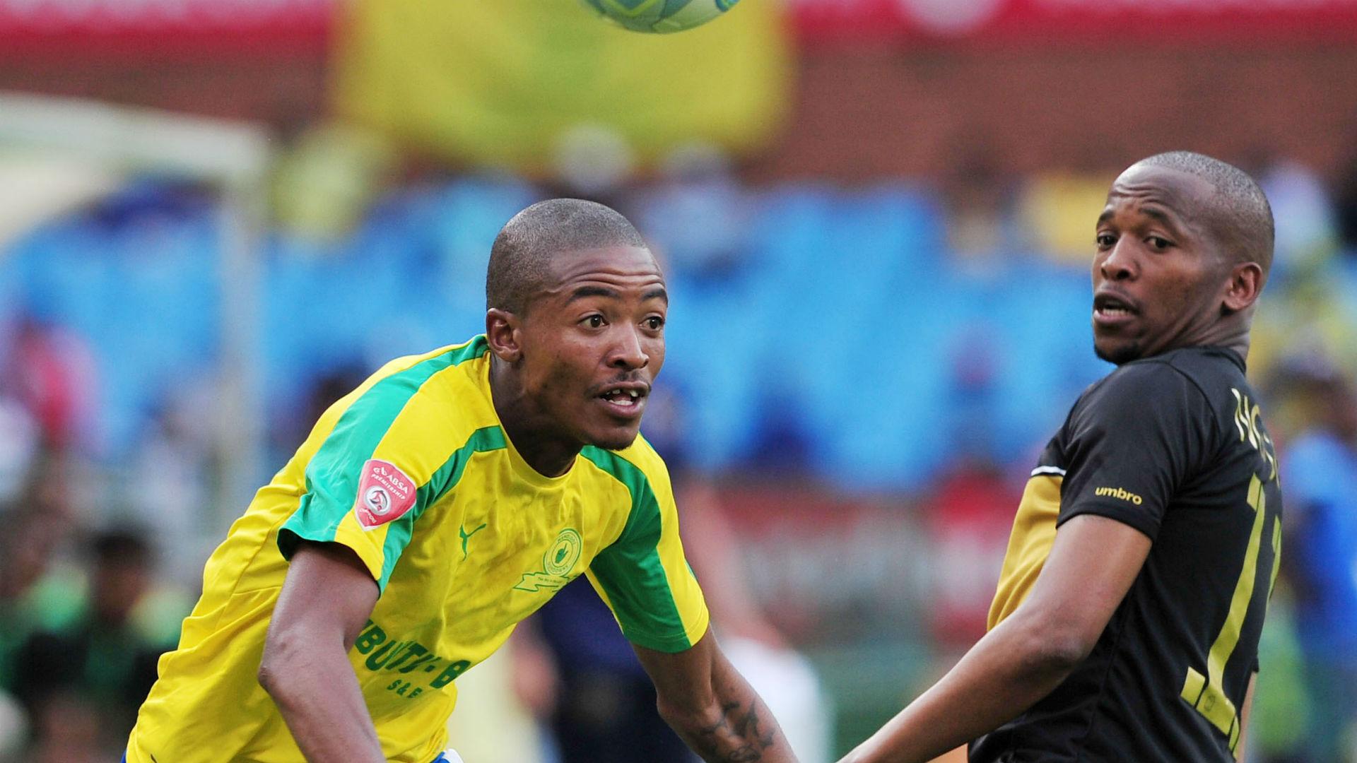Thapelo Morena & Aubrey Ngoma