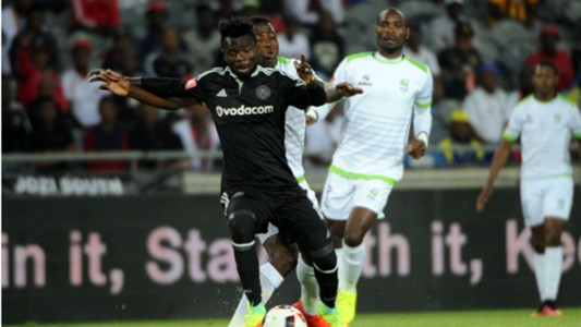 Bernard Morrison of Orlando Pirates