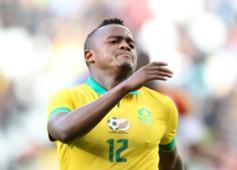 Ayanda Patosi, Bafana Bafana