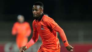 Thobani Mncwango in action for Polokwwane City