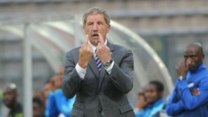 Stuart Baxter of SuperSport United