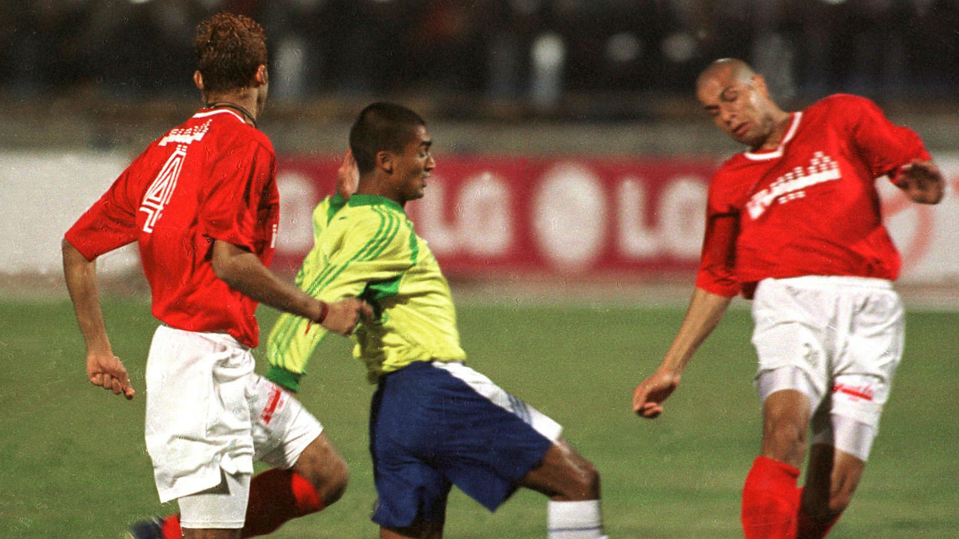 Al Ahly and Sundowns 2001 Caf Champions fina