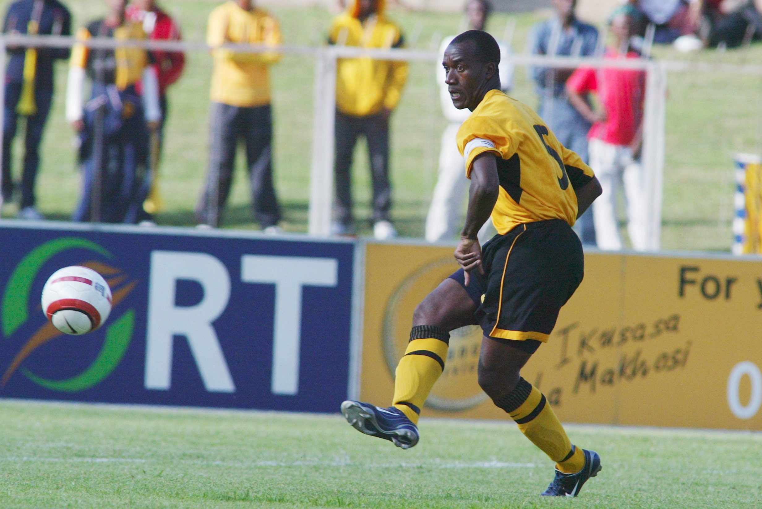 Patrick Mabedi, former Kaizer Chiefs captain