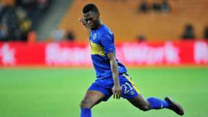 Thato Mokeke of Cape Town City