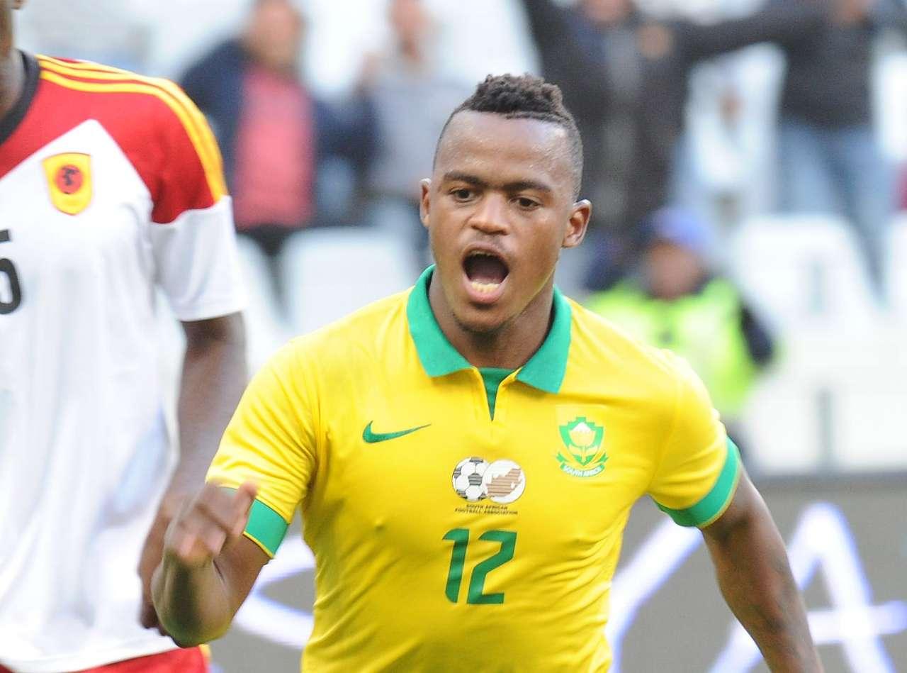 Ayanda Patosi - Bafana Bafana